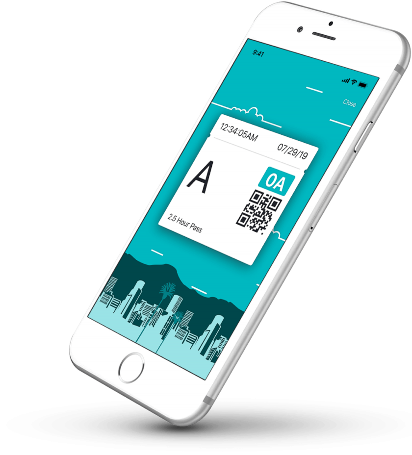 Mobility App Graphic